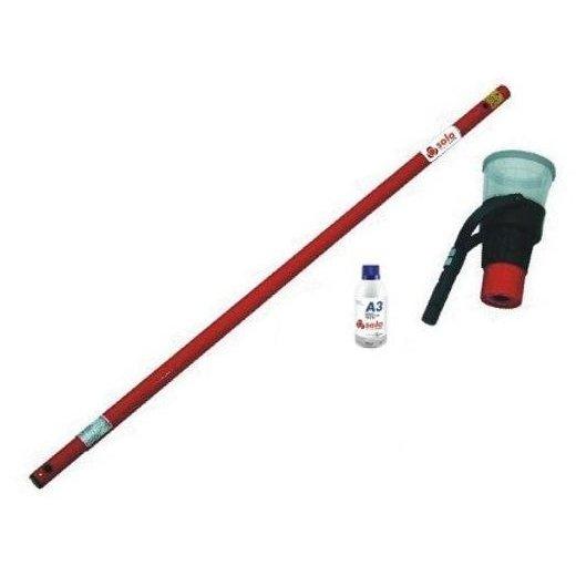 KIT Starter 4m pentru testarea detectoarelor de fum/CO Solo 808-101