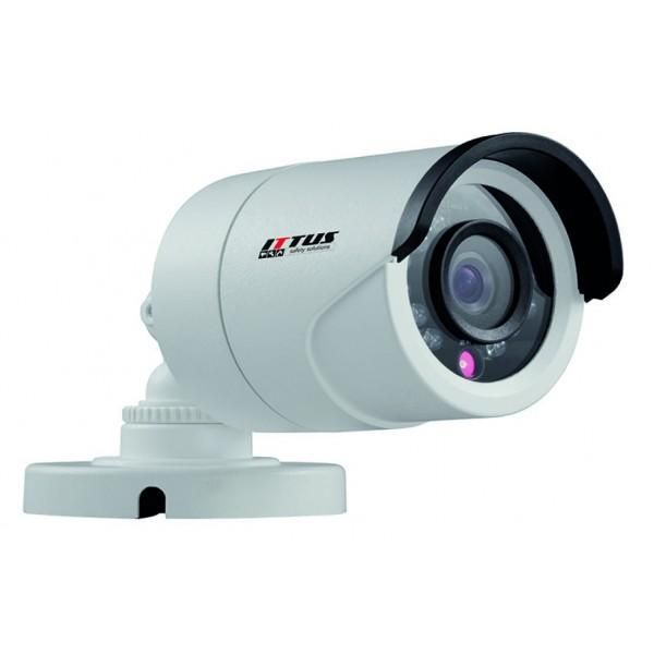 Camera Analogica Bullet Ittus Sp-1131.cam720a-ir28 720tvl. Ir 20m. Ip66. 2.8mm