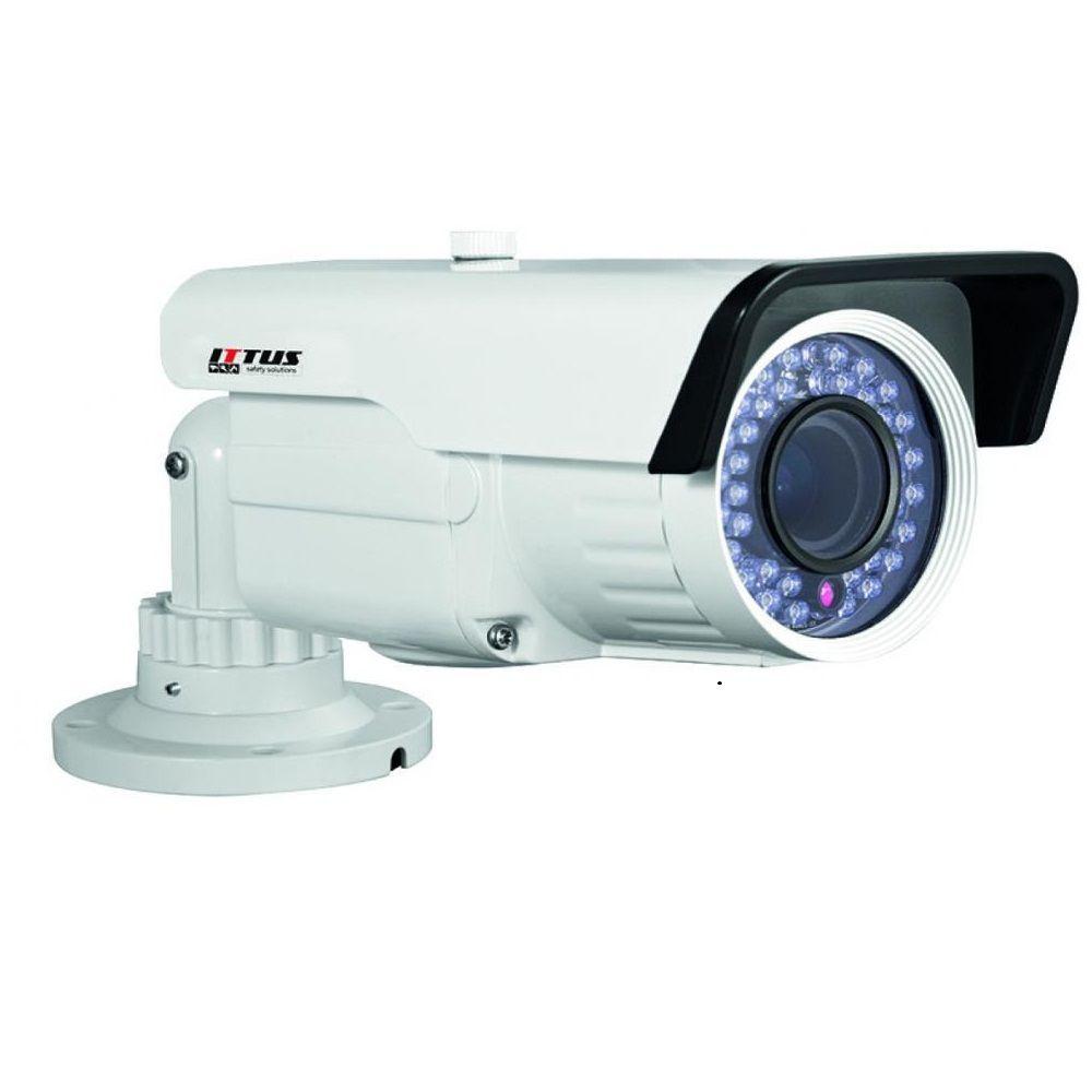 Camera Analogica Bullet Ittus Sp-1131.cam720g-it36 720. Ir40m. Ip66. 3.6mm