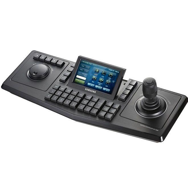 Controler Ptz Cu Joystick Samsung Spc-6000