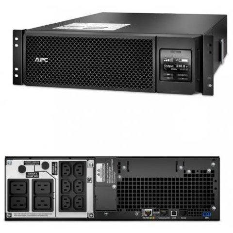 Imagine Ups Apc Srt5krmxli Smart-ups Srt Online Dubla-conversie 5000va - 4500w 6 Conectori C13 4 C19 Extended Runtime Rackabil