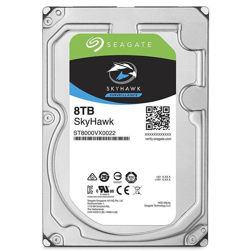 HDD 8 TB Seagate Video ST8000VX0022 dedicat pentru sistemele de supraveghere video