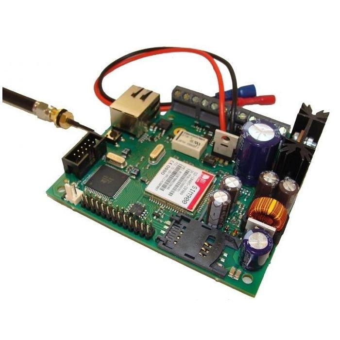 Unitate Pentru Monitorizare Si Setarea Unitatilor Geforce 2 Idt Station One