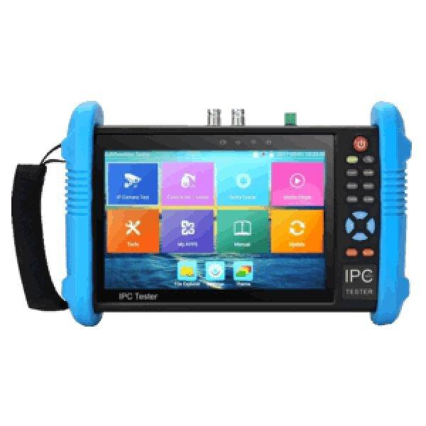 Imagine Tester Cctv 7inch T-9800madh+ Hd-tvi - Hd-cvi Ahd Cvbs Ip