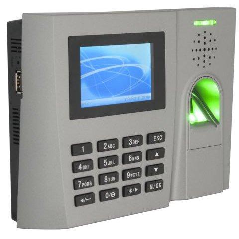Sistem de pontaj cu amprenta si/sau cod ZKTeco TA-FP-260-C-ID