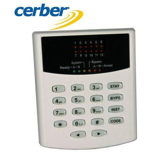 Tastatura Led Adresabila Cerber Kp-126lz