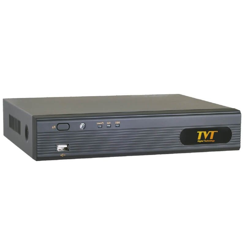 Dvr 8 Canale Tvt Ahd Td-2708as-cl 1080p