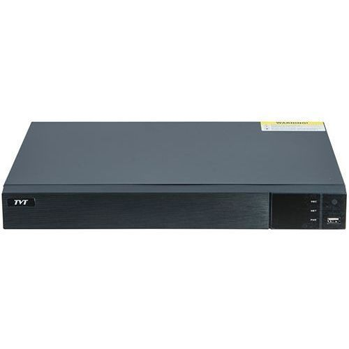 NVR Network Video Recorder TVT TD-3204H1-C 4 canale H.265 max. 5MP 1080P@30fps playback 4 canale 1 x audio 1 x SATA