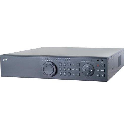 NVR 64 canale TVT TD-3564H8 5MP H.265 2xHDMI 4K 8xSATA 2 x RJ45 playback 16 canale