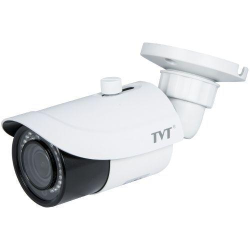 Camera IP TVT TD-9422S1H(D/PE/IR2) Bullet 2MP 1080p CMOS Sony 1/3 inch 2.8mm 36 LED IR 30M Carcasa metal Starlight PoE TD-9422S1H(D/PE/IR2)(2