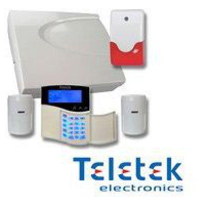 Teletek Kit 2 Ca 62 Lcd