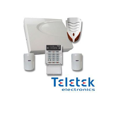 Teletek Kit 3 Ca 62 Led Ext