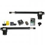 Kit automatizare pentru porti batante,cursa 400 mm, 1400 rpm  - 250 kg GPA KGP 42/14