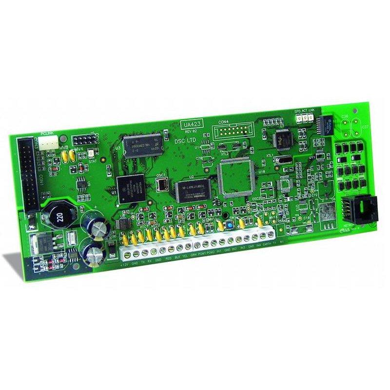 Modul de comunicare profesional IP DSC TL 250