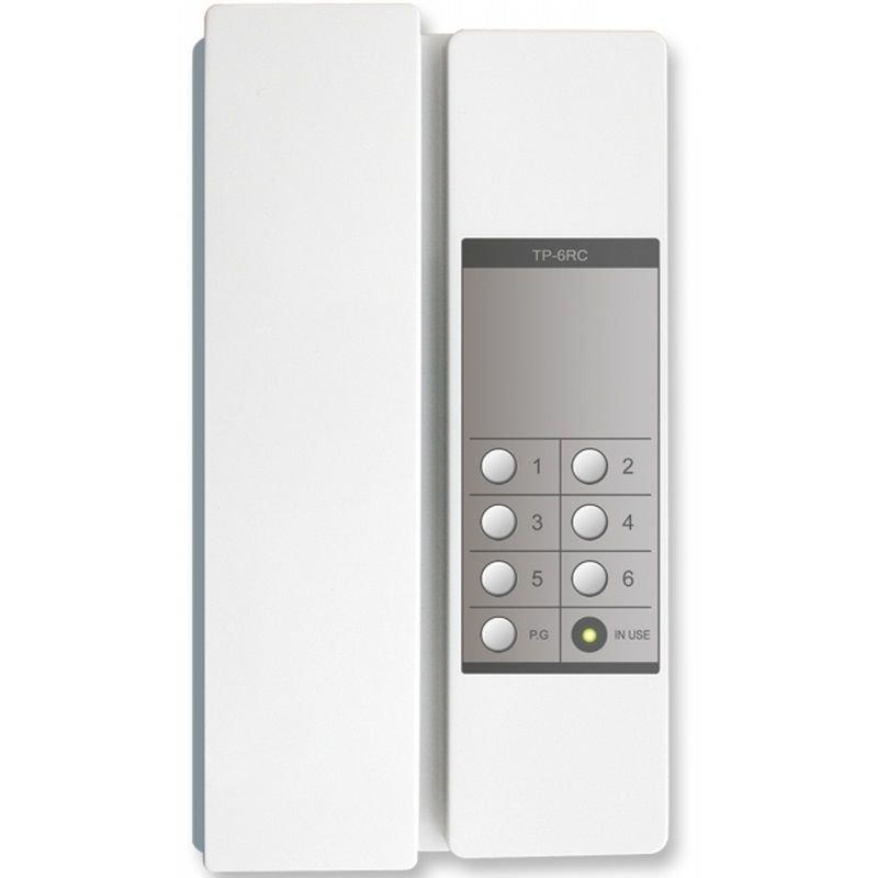 Interfon Tip Telefon Maxim 6 Posturi Commax Tp-6rc