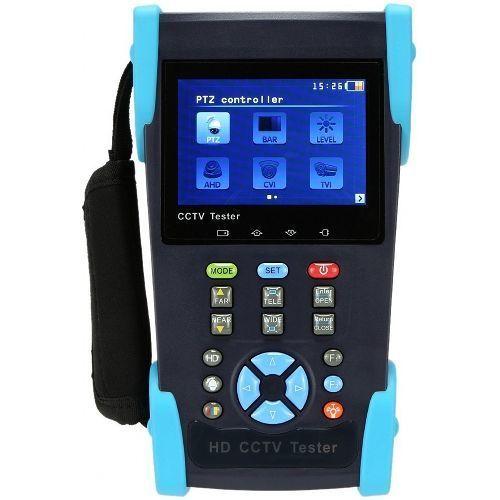 Accesoriu supraveghere PXW TST-4IN1-HD Tester CCTV 4-in-1