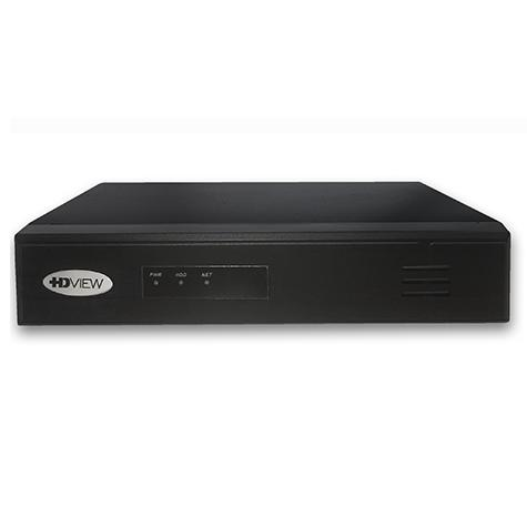 Dvr Tvi - Turbo Hd 1080p Cu 4 Canale Hd View Tvi-041