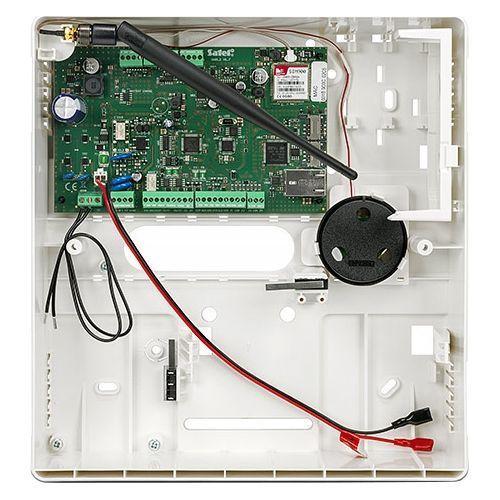 Kit antiefractie Satel Versa Plus 4 zone + Antena + Sirena piezo + Cutie