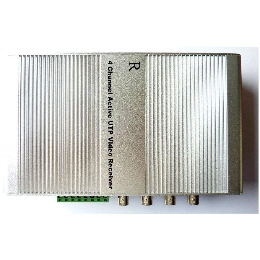 Receptor activ cu 4 canale Vigilio VG-411R
