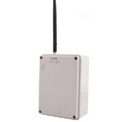 Repetor wireless pentru sistem de detectie incendiu adresabil UniPOS VIT02