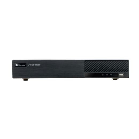 DVR 8 canale Asytech VT-1308HL Pentabrid TVI / AHD / CVI / Analog + 1 canal IP 1080p lite