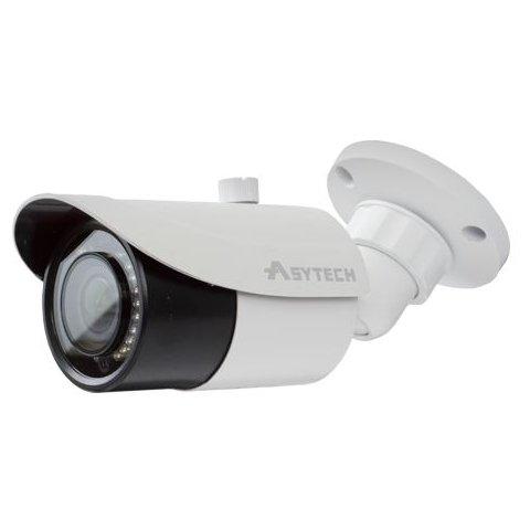Camera 4 in 1 bullet Asytech VT-A43EF30-2S Hibrida TVI / AHD / CVI / Analogica 1080p 2.8mm IR EXIR 30m