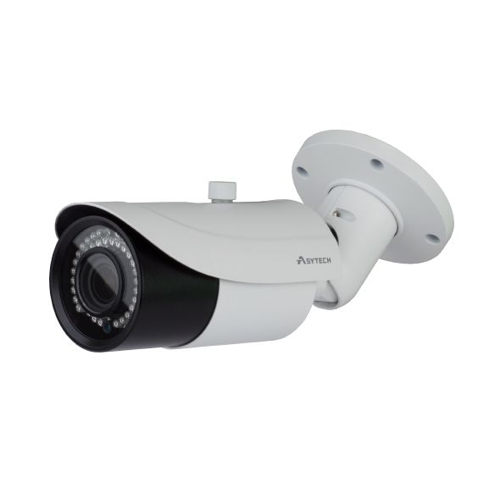 Camera bullet AHD Asytech VT-A53EV50-4V 4MP 3.3-12mm varifocala IR 50m IP66