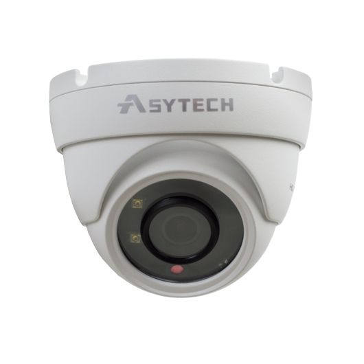 Camera dome IP 2MP Asytech VT-IP18DF-2EA lentila 3.6mm IR 20m IP66 PoE ONVIF intrare audio