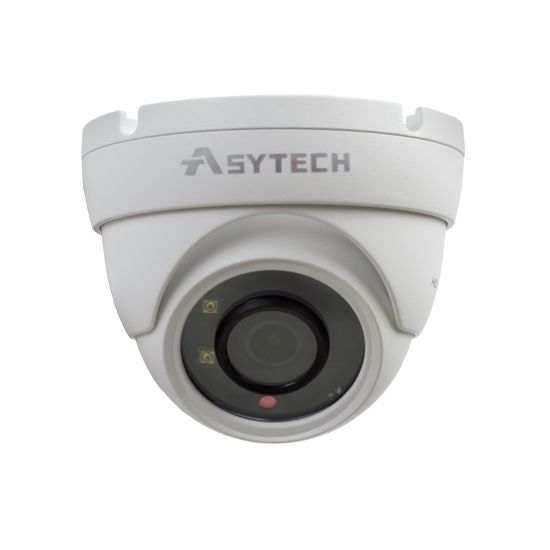 Camera dome IP 2MP Asytech VT-IP18DF-2S lentila 3.6mm IR 20m IP66 PoE ONVIF