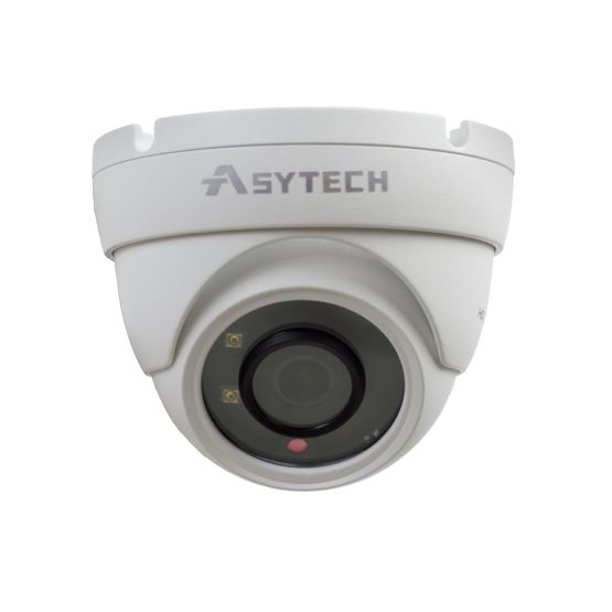 Camera dome IP 3MP Asytech VT-IP18DF-3S lentila 3.6mm IR 20m IP66 PoE ONVIF