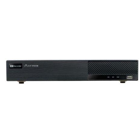 NVR 16 canale Asytech VT-N1316H 5MP ONVIF HDMI 4K H.265