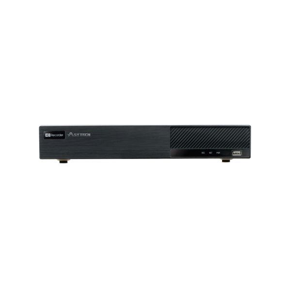 NVR 32 canale Asytech VT-N2332H 5MP ONVIF 2xSATA H.265 HDMI 4K