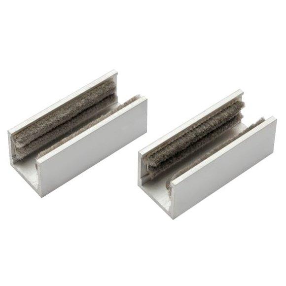 Ghidaj de aluminiu VZ-FP02 pentru usi cu grosimea mai mica de 15 cm