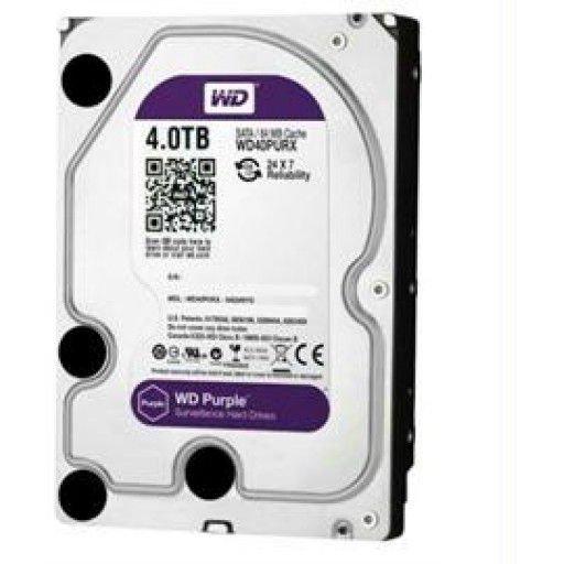 HDD 4 TB AV-GP Western Digital WD40PURZ