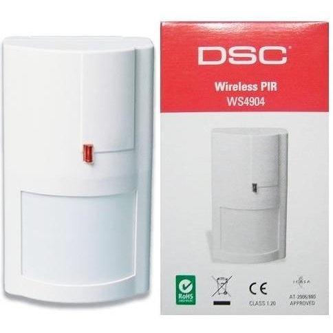 Detector Pir Radio Dsc Wls 4904/p