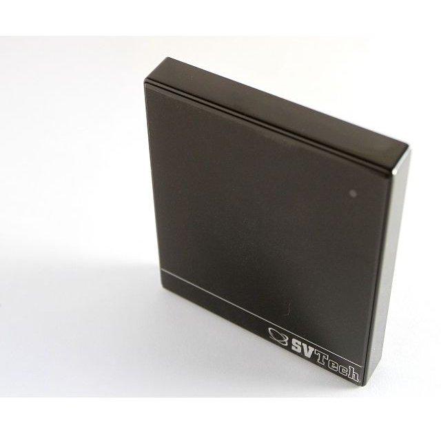 Cititor RFID auxiliar negru SVTECH X-STAL AUX K extensie pentru X-STAL