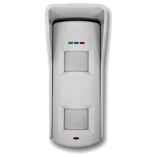 Detector de miscare PIR+MW Pyronix XDH10TT-WE de exterior cu filtru pentru eliminarea alarmelor false 868Mhz