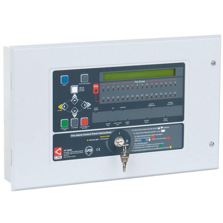 Centrala adresabila 2 bucle C-TEC XFP 502H 32 zone 126 adrese pe bucla
