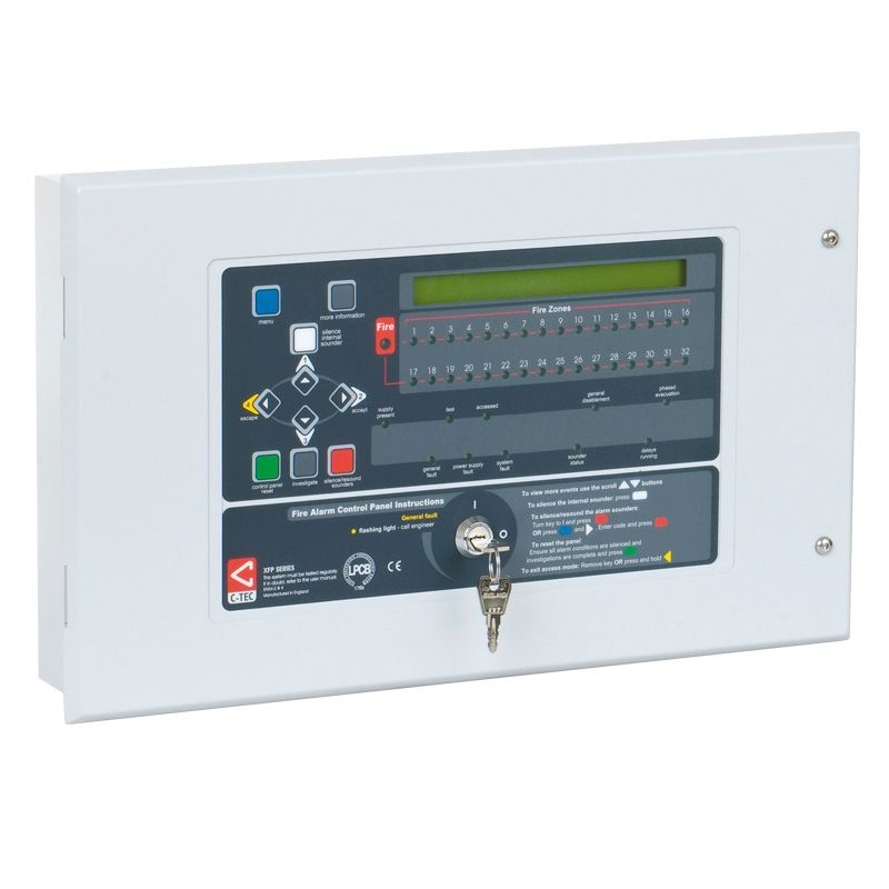 Repeater panel cu 32 de zone C-TEC XFP 510