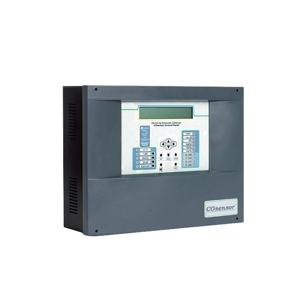 Centrala adresabila Cofem ZCO225 detectie CO si NO2 2 zone maxim 25 detectori / zona